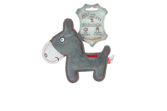 Doggy Doodles Donkey dark grey