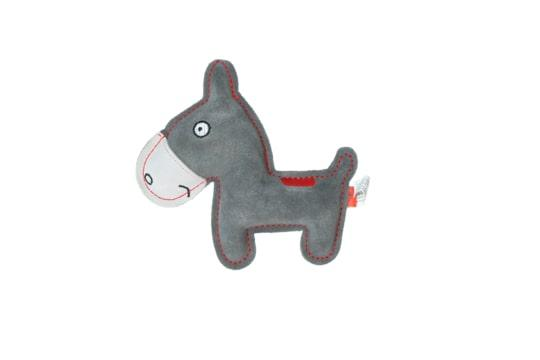 Doggy Doodles Donkey dark grey1